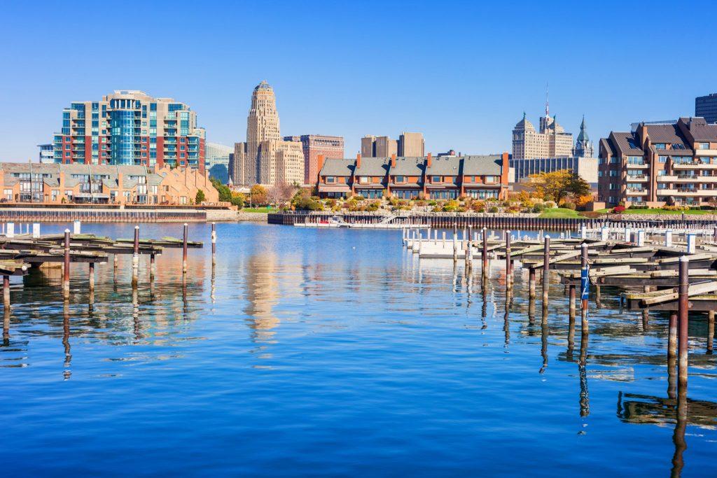 Buffalo NY Canalside