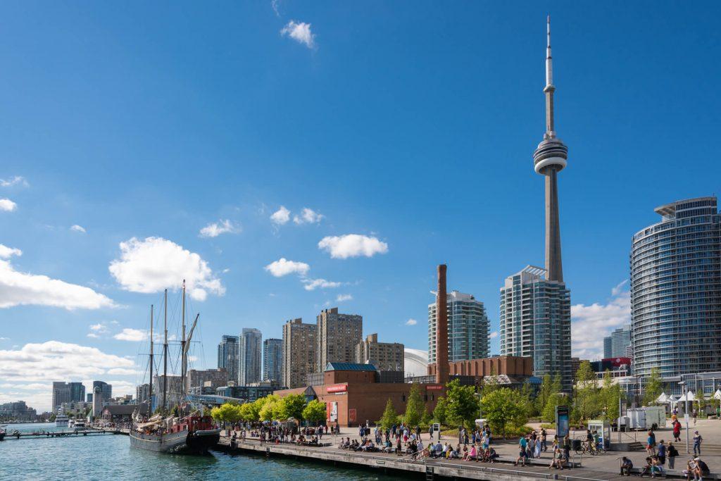Toronto, Canada skyline