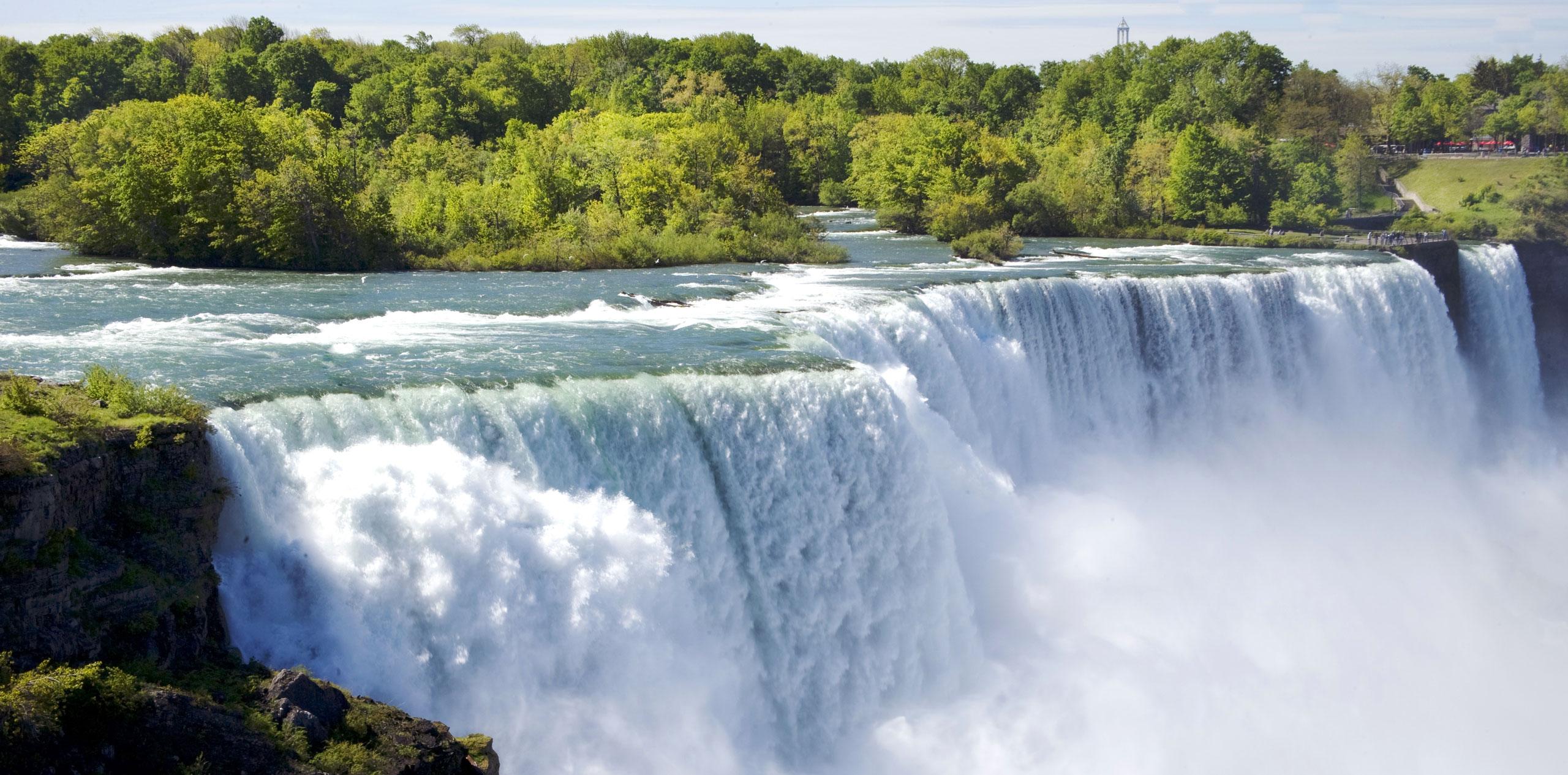 Niagara Falls - American Falls view