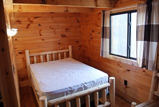 Bed in standard plus cabin