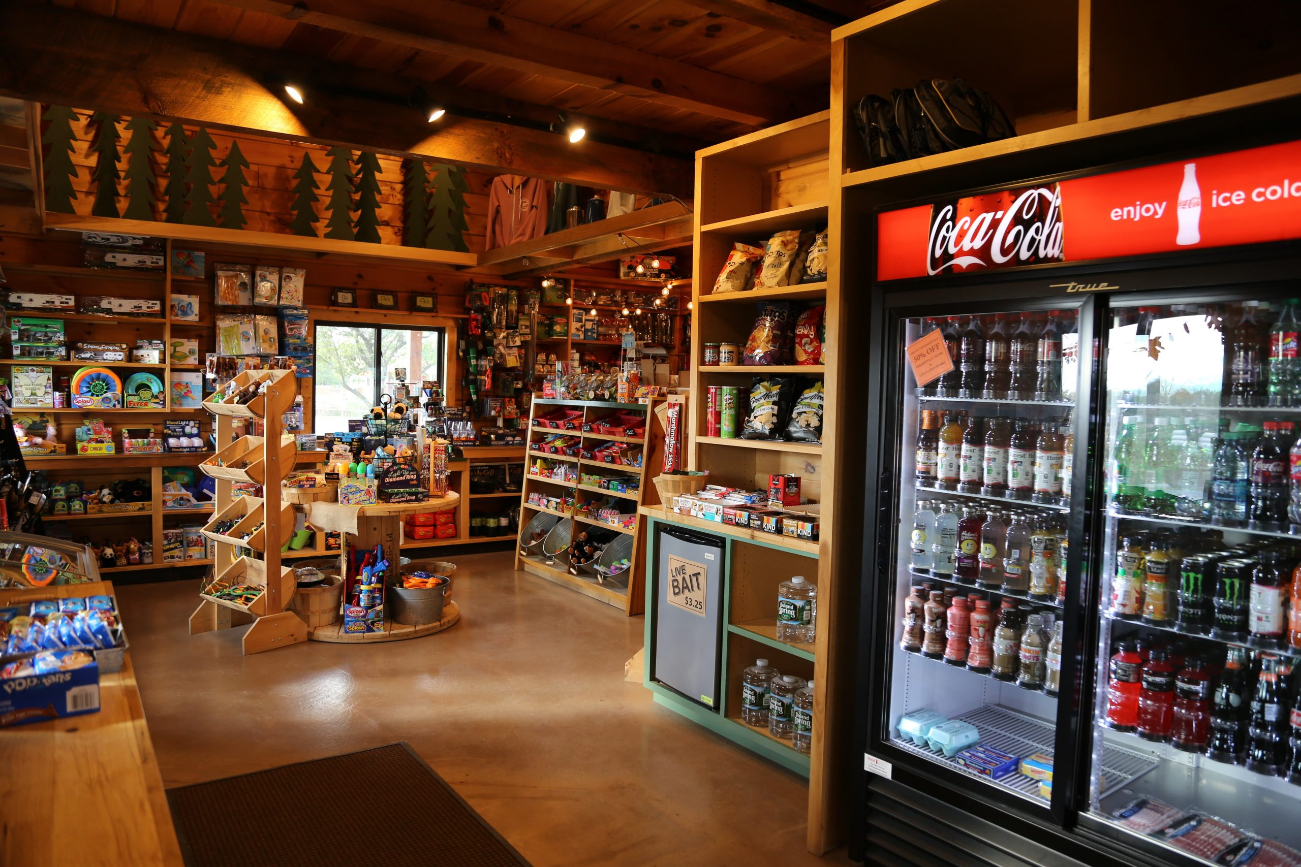 General Store interior grocery